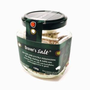 Drover's Salt - 120g Jar