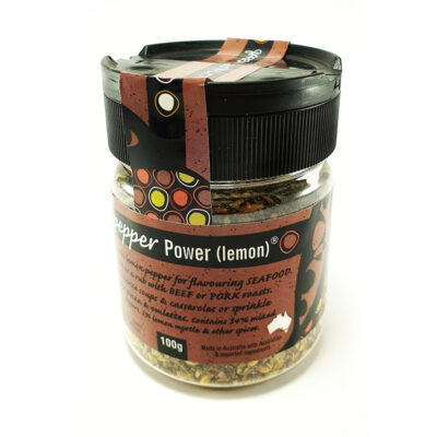 Pepper Power Lemon - 100g Shaker