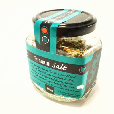 Sunaami Salt - 150g Jar