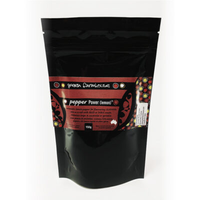Pepper Power Lemon - 150g Refill