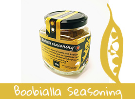 Green Farmhouse Boobialla Seasoning
