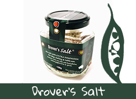 Green Farmhouse Drover's Salt