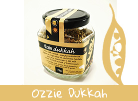Green Farmhouse Ozzie Dukkah