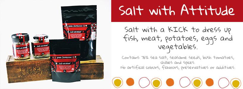 Salt with Attitude